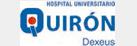 Hospital Dexeus - Instalación de protecciones y pasamanos
