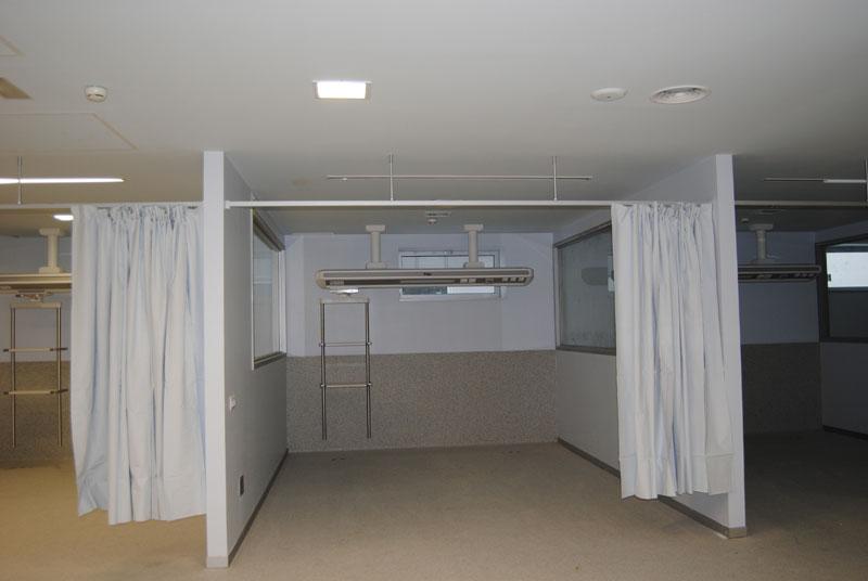 rieles para cortinas divisorias ara adaptaciones